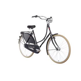 Ortler Van Dyck Bicicletta da città nero